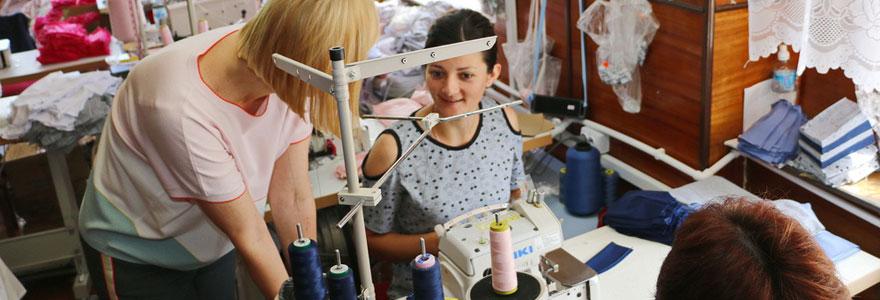 textile en France